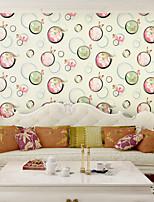 Contemporary Wallpaper Art Deco 3D Cartoon Wallpaper Wall Covering Non-woven Fabric Wall Art