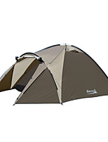 Makino 3-4 person Dome Tent Family for Camping,Backpacking Mountaineering 0052