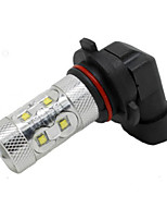 Touran Bora Jetta 12V 40W Car LED Fog Lamp 9005 LED White Color
