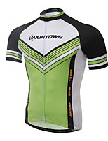 XINTOWN Mountain Bike Green Sportwear Pro Team Cycling Jerseys Short Sleeve Bicycle Jersey