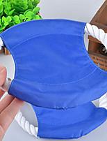Durable Dog Training Frisbee Toys(Random Color)