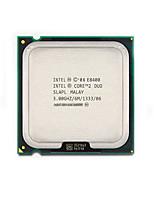 Intel Core 2 Duo E8400 dual-core LGA 775 6mb cpu met virusbescherming functie