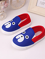 Boys' Shoes Outdoor / Athletic / Casual Tulle Fashion Sneakers Blue / Peach