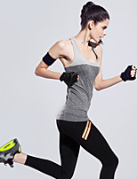 Recreational Sports Round Neck Sleeveless Vest tight Undershirt Shirt Quick-Drying vest Yoga Fitness