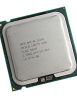 Intel Core procesador Intel 775 de la CPU de 45 nanómetros e9300 2,5 GHz 2 quad genuina