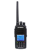 Anysecu DM690 IP67 Waterproof Handheld DMR Digital Walkie Talkie UHF400-480MHz Compatible with Mototrbo 1000CH CTCSS DCS