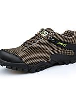Zapatos Senderismo Tul Azul / Marrón / Gris Hombre
