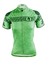 Tops(Verde) - deFitness / Deportes recreativos / Ciclismo / Campo Traviesa / Esquí Fuera del Camino / triatlón / Running-Transpirable /