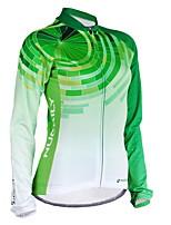 Tops(Verde) - deDeportes recreativos / Ciclismo-Transpirable / Resistente a los UV / Permeabilidad a la humeda / Bolsa de agua integrada