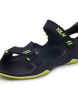 Zapatos de Hombre-Sandalias-Casual-Tejido-Amarillo / Negro / Rojo