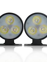 par la luz del día la luz 3 LED de elevada potencia para el carro del coche