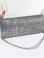 Women PU Baguette Clutch / Evening Bag