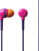 iriver cuffie BWC-30m 3.5mm stereo orecchio per iPhone 6 / iphone 6 Plus con microfono (colori assortiti)