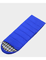 Sleeping Bag Rectangular Bag Single -15  ---  -5 Hollow Cotton 400g 190cmX75cm Camping / Traveling / Outdoor / IndoorMoisture