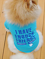 Comfortable Breathe Freely Words Pet T-Shirt