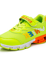 Boys' Shoes Outdoor / Casual Tulle Fashion Sneakers Blue / Green / Pink