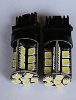 1156/1157 / T20 / T25 5050-30smd auto luce luce del freno posteriore sua volta retromarcia lato lampada luce marcatore bianco blu giallo