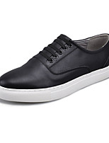Men's Shoes Outdoor / Office & Career / Casual Loafers / Slip-on Black / White
