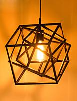 MAX 40W Rétro Style mini Peintures Métal Lampe suspendueSalle de séjour / Chambre à coucher / Salle à manger / Cuisine / Bureau/Bureau de