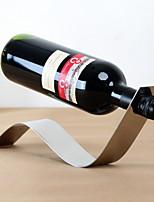 S Design Vintage Stainless Steel Wine Rack