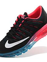 Scarpe Sneakers Da uomo Tessuto Nero / Blu / Rosso / Nero e rosso