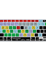XSKN Ableton Live 9 atalhos silicone pele teclado para MacBook Air 13, MacBook Pro retina 13/15/17, nós / layout da UE