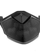 motociclo LED di freno della coda indicatore di direzione integrato per il periodo 2009-2012 ZX-6R