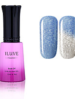 ILuve Nail Polish Temperature Colour Changing Chameleon UV Led Gel - For Nail Art - Long Lasting Soak Off Varnish # 5746
