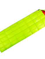 Duck Down Nylon Lining Single Rectangular Bag for Camping and Hiking