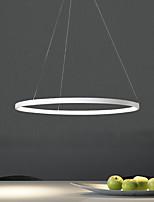 Max 30W Moderno / Contemporáneo LED Otros Metal Lámparas ColgantesSala de estar / Dormitorio / Comedor / Habitación de estudio/Oficina /