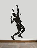AYA™ DIY Wall Stickers Wall Decals, Tennis PVC Wall Stickers