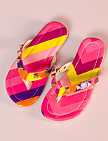 Girls' Shoes Casual Slippers Synthetic Slippers Blue / Green / Pink