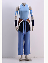 Inspired by Avatar The Legend of Korra Cosplay Costumes