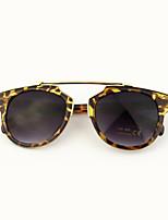 Sunglasses Women / Girl's Fashion 100% UV400 Cat-eye Tortoiseshell Sunglasses Full-Rim
