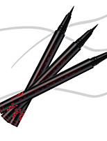 Eyeliner Liquide Mat Longue Durée / Etanches / Séchage rapide Noir Yeux 1 1 Rouge Noir
