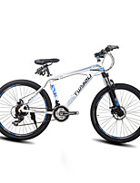 Cycling 24 Speeds Double Disc Brake 26
