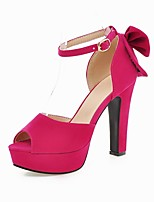 Women's Wedding Shoes Heels / Peep Toe / Platform / D'Orsay & Two-Piece Sandals Wedding / Party & Evening