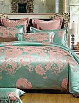de nieuwe lijst lei blauw beddengoed uniek design laken set edele en elegante bedlinnen queen king size
