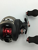 Baitcast Reels 6.3:1 11BB Bait Casting / Freshwater Fishing / Lure Fishing-KW150 R  Low configuration version FLK