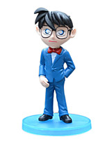 Detective Conan Anime Action Figure 12CM Model Toy Doll Toy (5 Pcs)