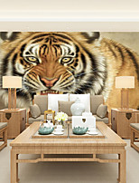 JAMMORY Art Deco Wallpaper Contemporary Wall Covering,Other Large Mural Wallpaper Tiger