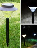 HHR@ Outdoor Solar 16 LEDs Light Garden Yard Pathway Green Power Landscape Lamp