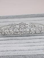 Women's Rhinestone Headpiece-Wedding / Special Occasion / Casual / Office & Career / Outdoor Tiaras 1 Piece
