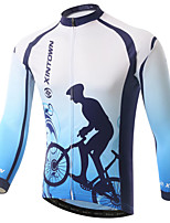 XINTOWN Brand Pro Team Cycling Clothing Bike Bicycle Long Sleeve Cycling Jersey For Runing/Racing/Riding