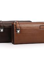 Fine Men's Genuine Leather Clutch Bag Wallets
