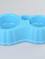 Multifunction Pet Feed Water Dual-use Bowl