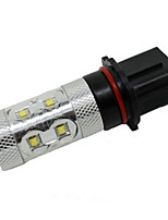 New P13 LED Fog Lamp 12V 40W Car LED Fog Lamp CREE LED White Color for Excelle GL8 etc