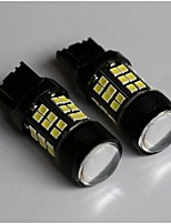1156/1157/T20 2835-36SMD+1CREE Car Tail Brake Light Turn Light Reversing lamp Side Marker Light White