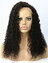 100% Human hair Deep Curly Heavy Density Lace Front Wig/Full Lace Wig for Women