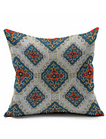 Palace Retro Cotton/Linen Pillow Cover , Nature Modern/Contemporary Pillow Linen Cushion